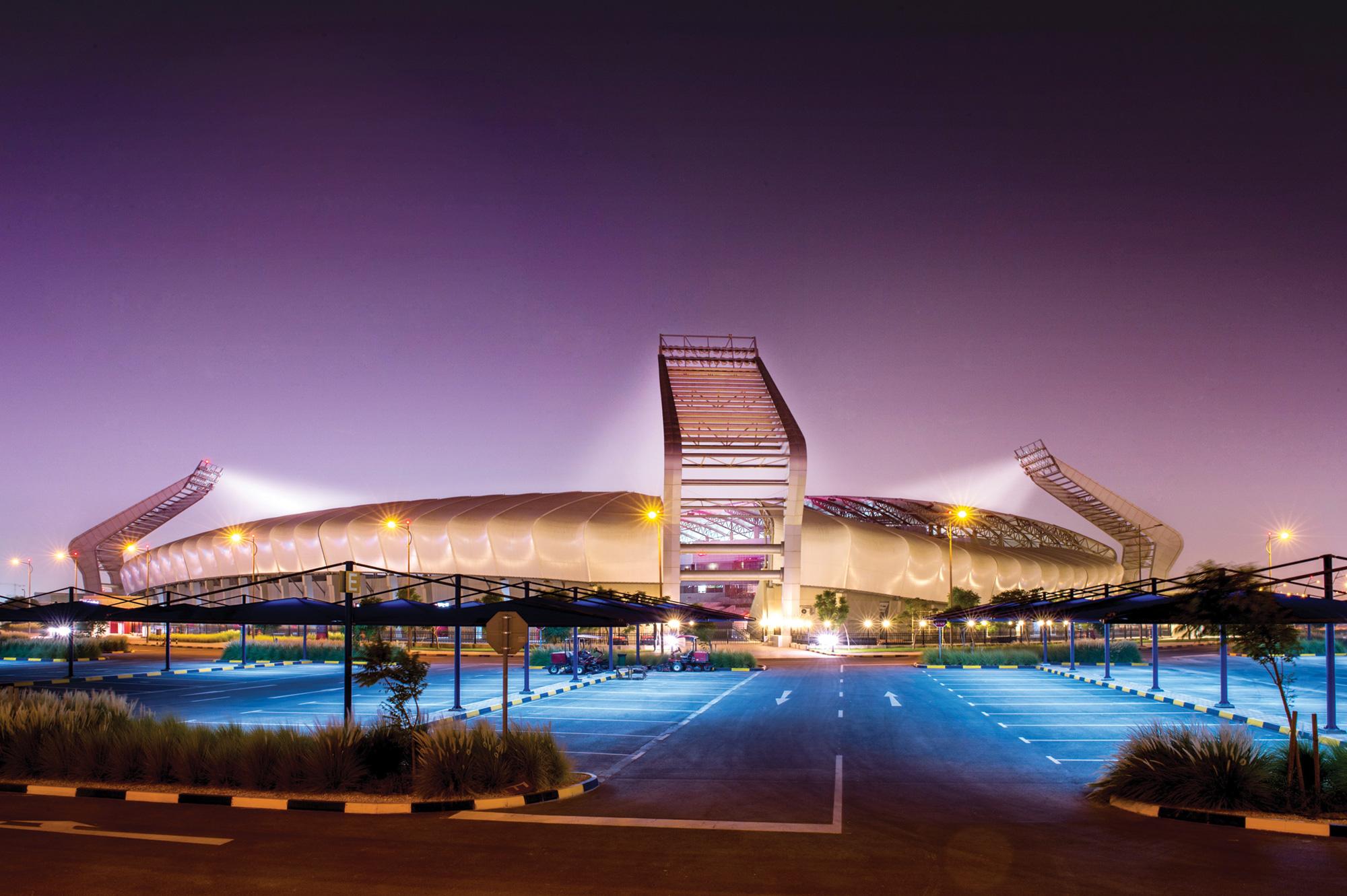 Qatar Stadiums Avt